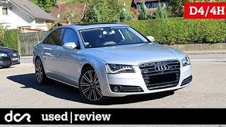 Buying a used Audi A8 D4 - 2010-2017, Buying advice with Common Issues