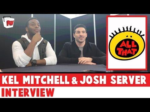 Kel Mitchell & Josh Server - All That Reunion Interview - NYCC 2015