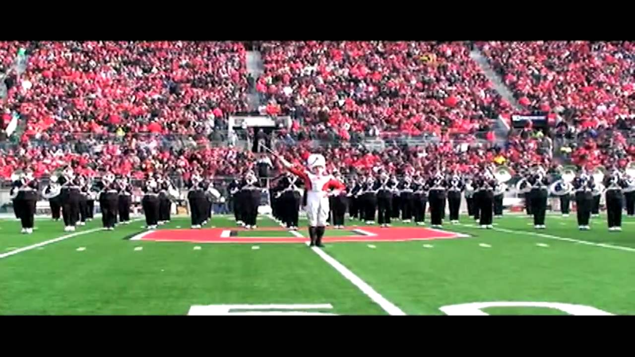 Marching Band Drum Band Drum Major Trailer