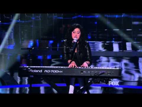 Jena Irene 06 - American Idol S13E13 Unbreakable Me