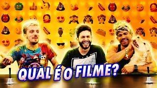 QUAL É O FILME COM EMOJI? - DESAFIO EXTREMO!