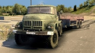 Spin Tires - Russian Truck Simulator (Zil)