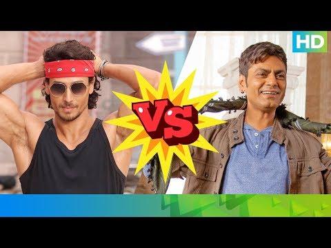 Danceoff 2018 - Tiger Shroff Vs Nawazuddin Siddiqui