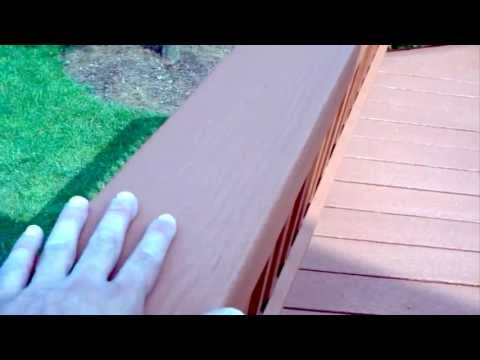 Olympic Deck Rescue It Before and After