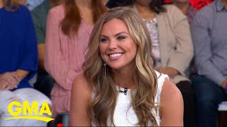 Bachelorette Hannah B opens up about her journey for love | GMA