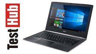 Acer Aspire S13 - Test - Review - Recenzja - Prezentacja