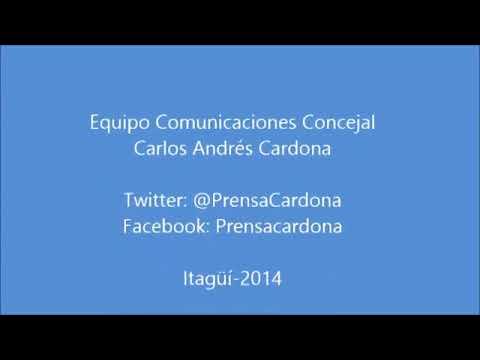 Concejal Cardona denuncia amenazas a líderes de Itagüí