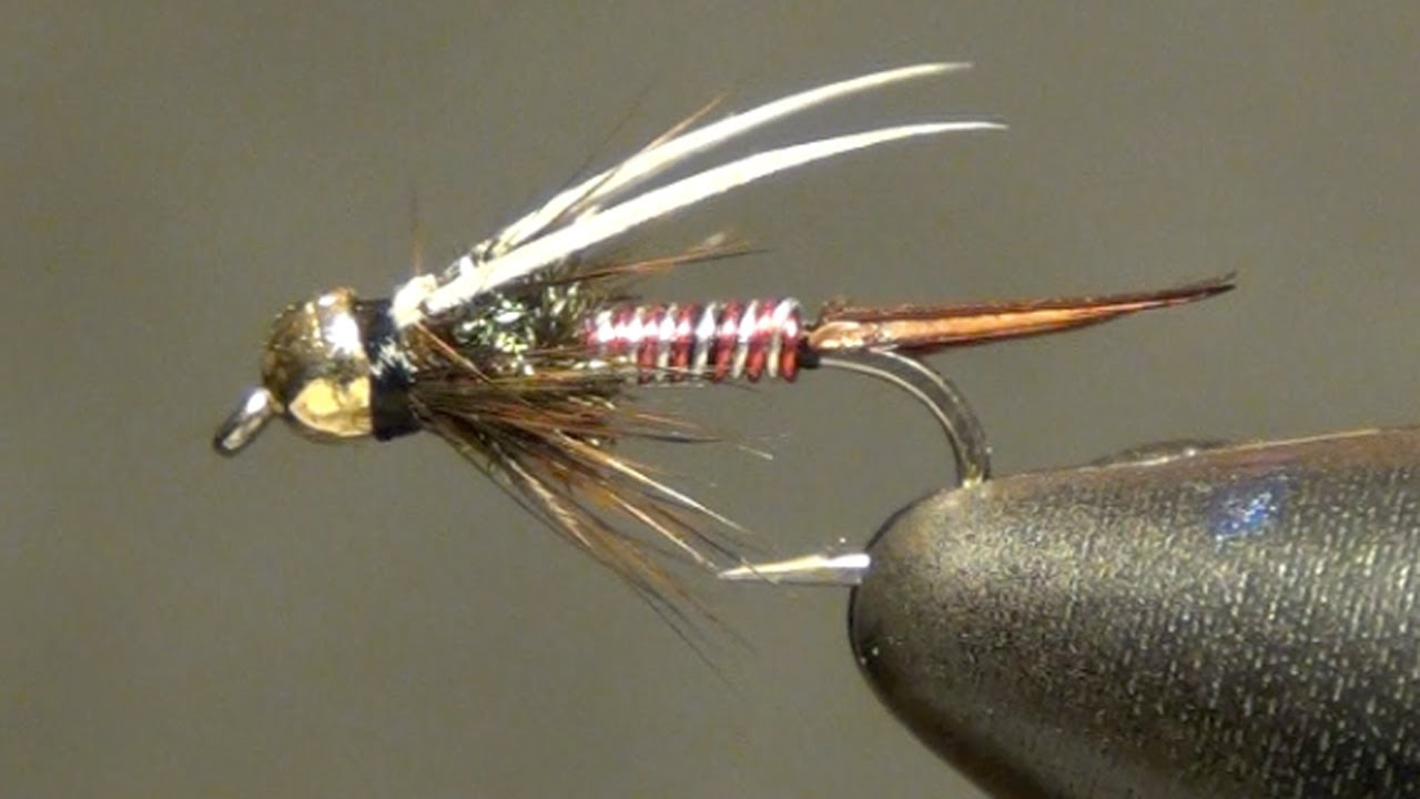 Nymph Fly Tying Nymph Fly Tying Video