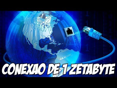 Samsung quer Internet de 1 ZETABYTE, COMO ISSO É POSSIVEL
