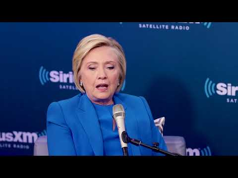 """Fmr. Sec. Hillary Clinton:  Trump's Objections to the NFL Protests Are """"Deeply Troubling"""""""