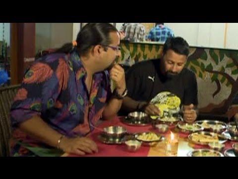 Rocky, Mayur visit Seva Cafe in Ahmedabad