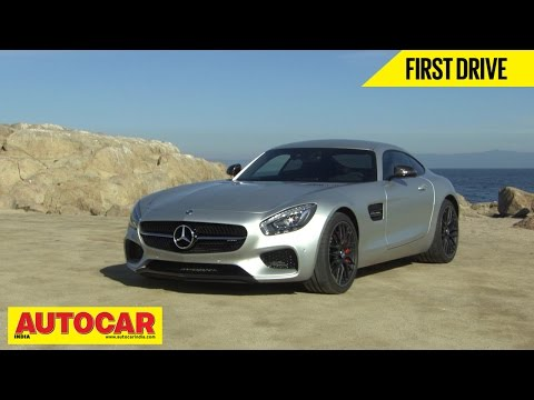 Mercedes-Benz AMG GT S | First Drive Video Review | Autocar India