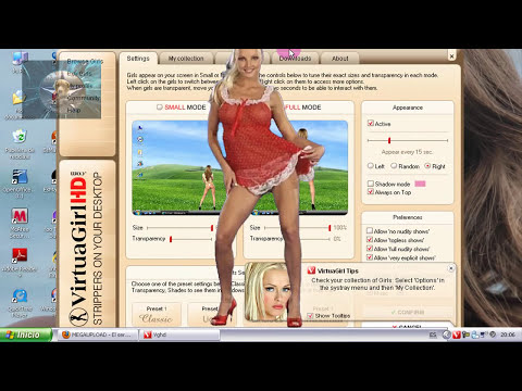 Virtual Girl HD FULL (strips completos)