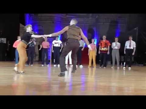 SM 2015 Boogie Woogie final fast Pontus & Isabella
