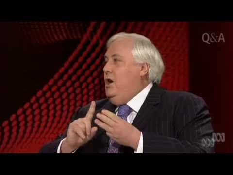 Clive Palmer attacks Chinese business interests in Australia