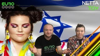 Netta - TOY (Reaction) | Israel Eurovision 2018 | Eurovoxx
