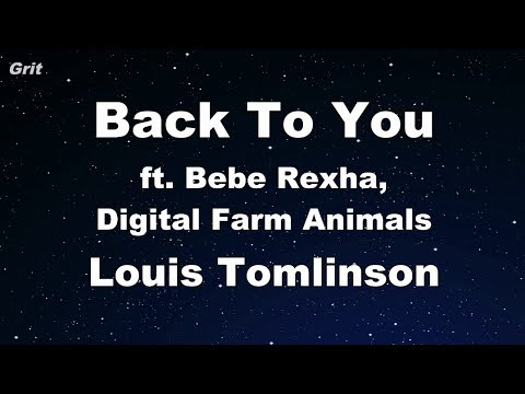 Back to You ft Bebe Rexha Digital Farm Animals - L MP3...