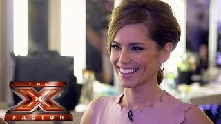 Melvin & Rochelle get to know Cheryl | The X Factor UK 2015