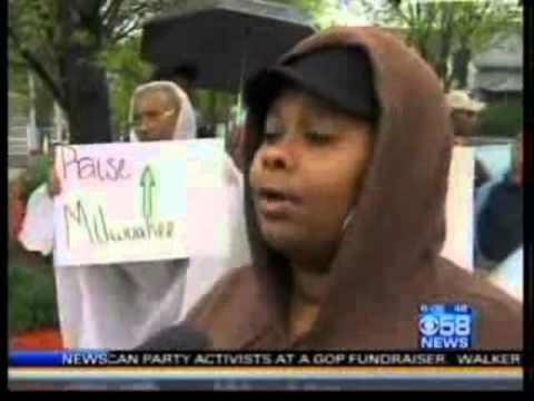 Milwaukee Goes To The McDonald's Shareholder Meeting