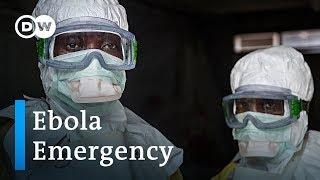 Ebola outbreak flagged as international health emergency by WHO | DW News