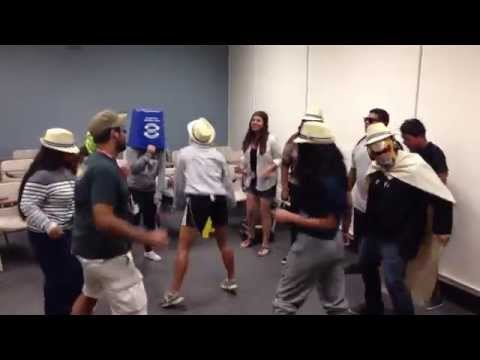 Palomar College Upward Bound SRC 2013 with Dance Party