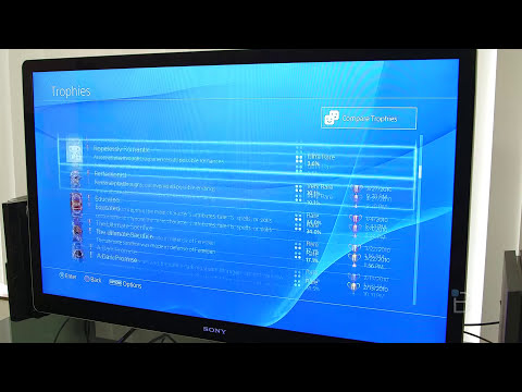 PS4 Setup and Software Tour