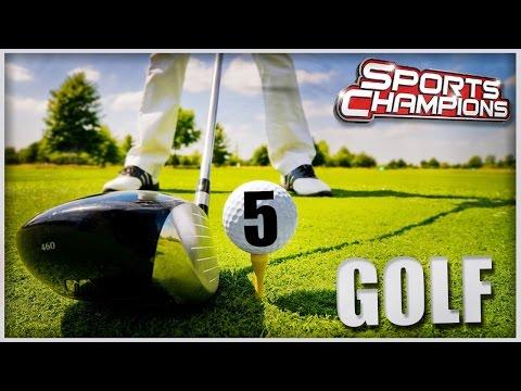GoGo's Sport Week - Deň 5 - GOLF! w/Sisa