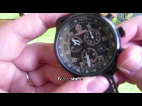 Timex Expedition Field Chronograph Review *SUBTITLED*
