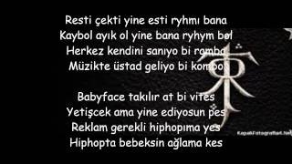 Hypnos Feat. Vuslat Akbas - Hip Hop ( Lyric Video )