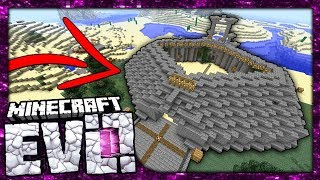 PROPERTY POLICE AGAINST EACHOTHER!? | Minecraft Evolution SMP | #77