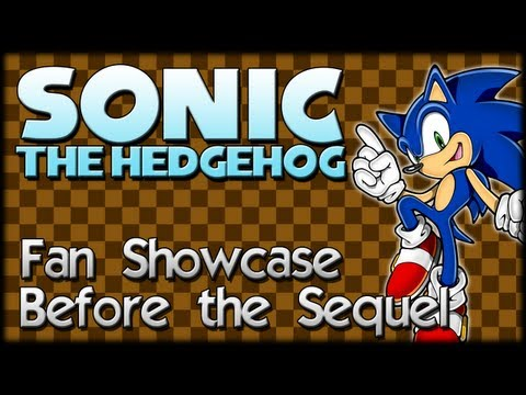 Sonic Fan Showcase : Sonic Before the Sequel