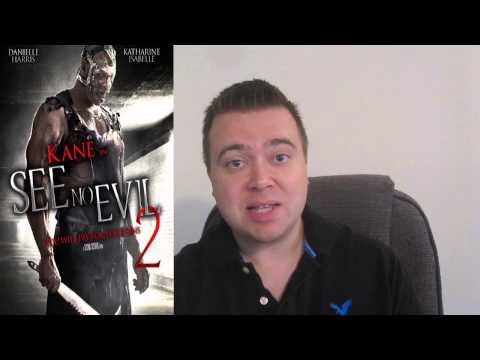 See No Evil 2 Movie Review