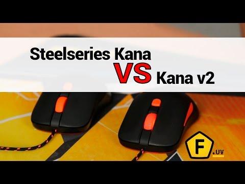 Обзор ✔ игровой мыши Steelseries Kana v2 — обновлённый сенсор!