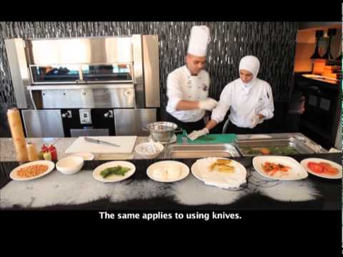 Improving food safety at Jordan's hotels and restaurants