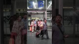 Kolkata airport inside