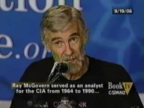 Ex-CIA Ray McGovernTalks About 911 Truth on C-SPAN Book Review
