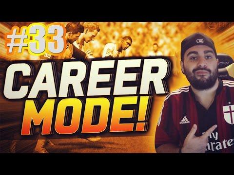 FIFA 15 CAREER MODE - AC MILAN F**KING GLORY DAYS! - #33