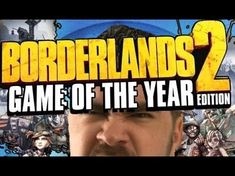 AJ Plays Borderlands 2 GOTY - Tiny Tina's DLC