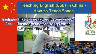 How to Teach ESL Songs to Children