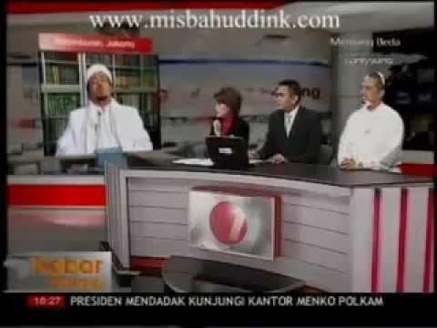 Debat Habieb Riziq dgn Anggota NU