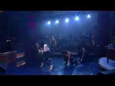Ciara - Promise Live on David Letterman