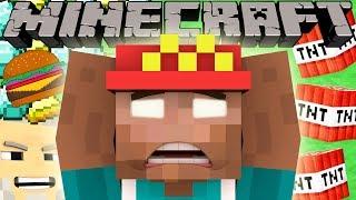 If Herobrine Got a Job - Minecraft