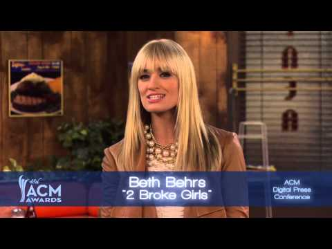 2013 ACM Awards Digital Press Conference