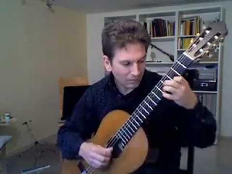 Oliver Eidam spielt Giulio Regondi Introduction et Caprice Op.23