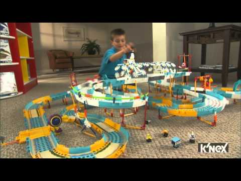 K Nex Mario Kart Wii Building Sets Ultimate Combination