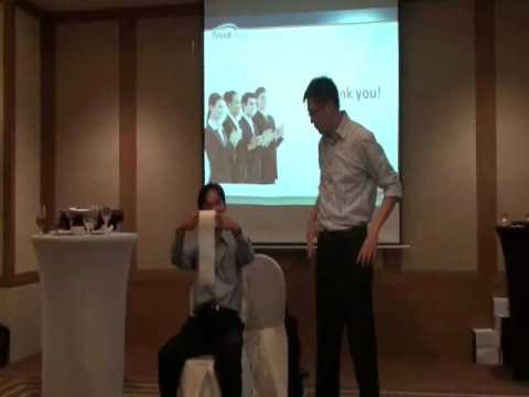 Garry Yau's Magic in Singapore, 17-June-2009