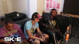 RiFF RaFF & Lil Duval HILARIOUS Freestyle: Powder On My Nose