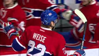 Gotta See It: Canadiens' good luck lasts exactly 10 seconds