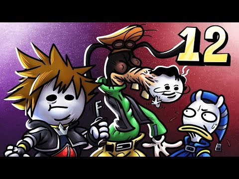 Oney Plays Kingdom Hearts 2 - Ep 12 -  Video Game Maggie
