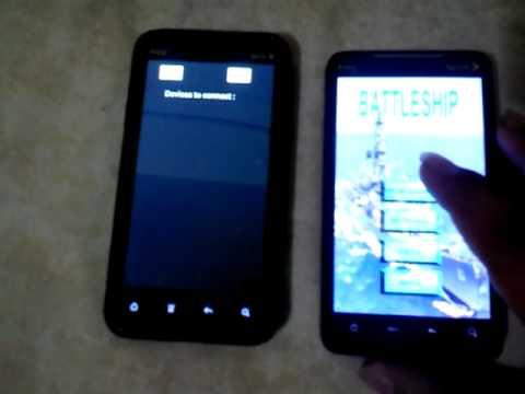 Como juegar vía Bluetooth multijugador en android